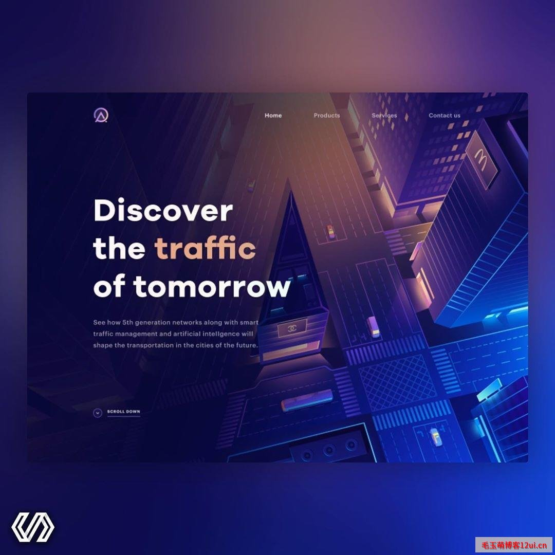 66个优质网页界面设计作品